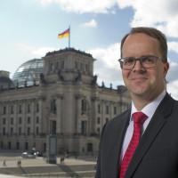Markus Rinderspacher in Berlin